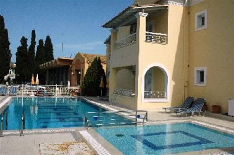 Appartementen Filippas - Gouvia - Corfu